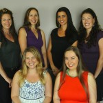 Blossom Clinic Practitioners and Services: Lori Reising, Massage; Elise Schroeder, Naturopathic Doctor; Liz Richards, Acupuncturist; Morgan Hogue, Acupuncturist; Jen Ward, Ayurveda and Chinese Medicine; Brie Milgrom., office manager in Portland, Orgeon