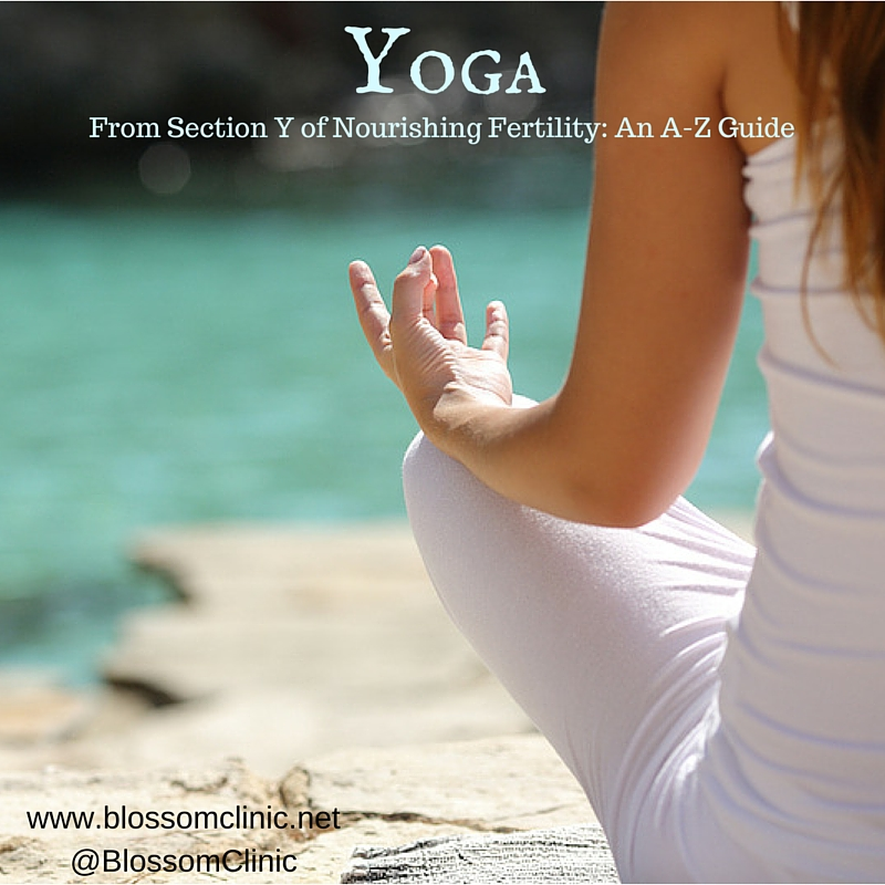 Yoga Poses for Fertility