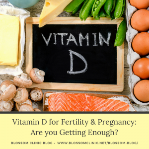 Vitamin D Fertility Pregnancy Infertility